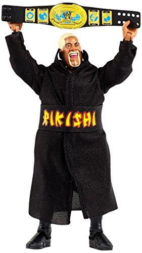 wwe rikishi action figure - 1