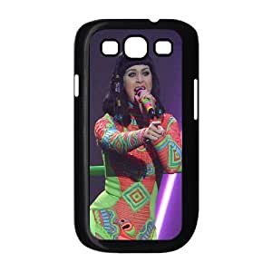 J-LV-F Phone Case Katy Perry Hard Back Case Cover For Samsung Galaxy S3 I9300