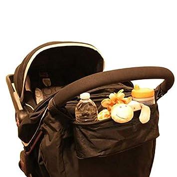 Amazon.com: Organizador para cochecito de bebé, refrigerador ...