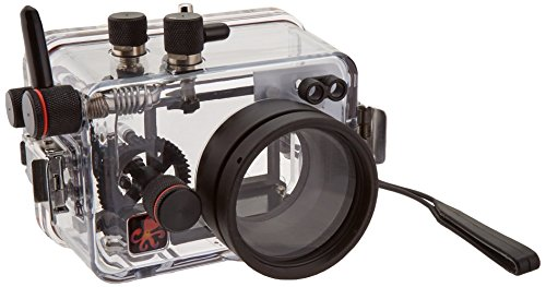 Ikelite Underwater Camera Housing, Clear (6146.07)