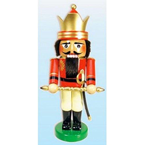 Steinbach German King Nutcracker-Signed ()