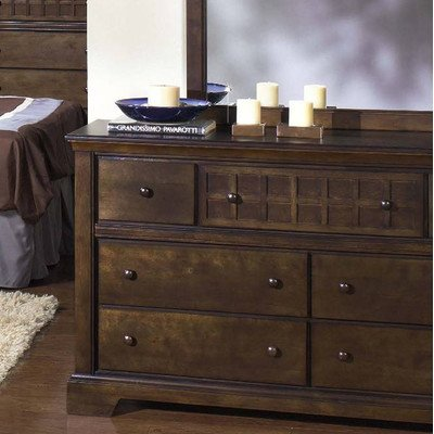 e Casual Traditions Drawer Dresser, 62