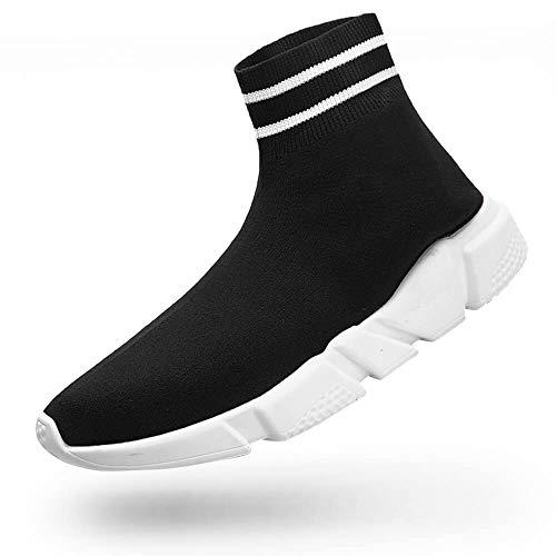 e3f31de12d8a7 MEAYOU Women's Fashion Sneakers Walking Shoes, Men's Ultra ...