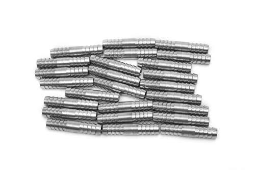 LTWFITTING Bar Production Stainless Steel 316 Barb Splicer Mender 5/16