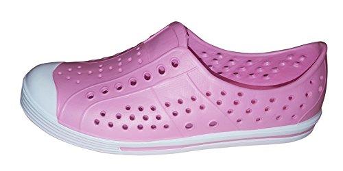 101 Sneakers De Leau Des Femmes De Plage Glisser Sur Sabot Rose