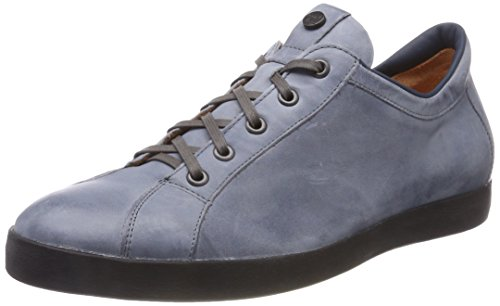 Think! Herren Kenidi_282996 Brogues Blau (Water/Kombi 86)
