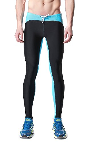 DESMIIT Men's Triathlon Tights Fitness Pants US XS Asian - Triathlon Us