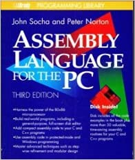 Assembly Language for the Pc/Book and Disk (Brady programming library)