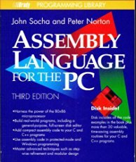 Assembly Language for the Pc/Book and Disk (Brady programming library) by Brady