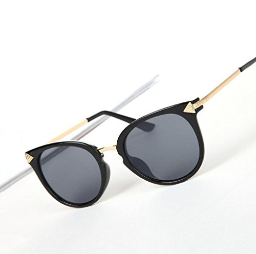 ZWC Europe and the retro fashion sunglasses men Lady glasses star arrow sunglasses sunglasses trends , - Star Sunglasses D