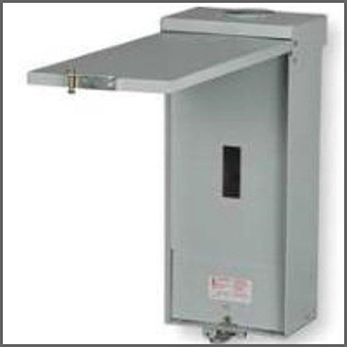 GE TE150S New Spectra RMS Circuit Breaker Enclosure 150 Amp 600V 150A Mod 10 NIB