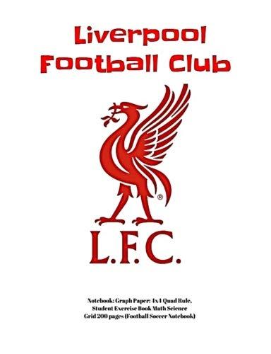 1 Liverpool F.C Red Unisex-Youth LI06081 Size 1 Football