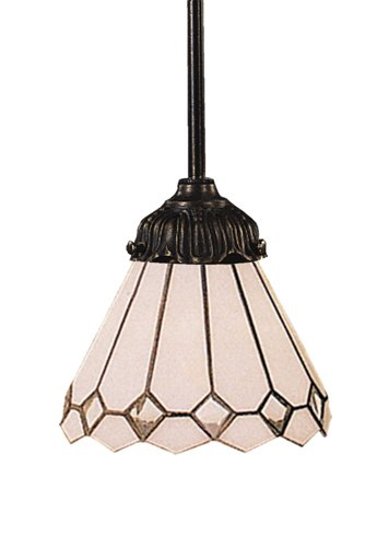 04 Tiffany Ceiling Lamp - 6