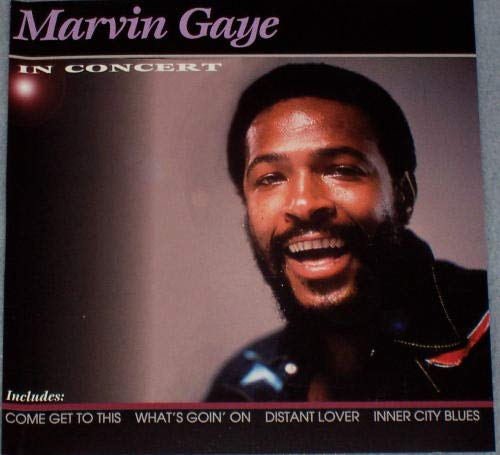 Marvin Gaye: Store Concert In 67% OFF of fixed price