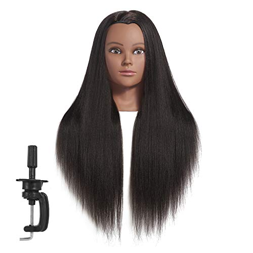 Hairginkgo Cosmetology Mannequin Training Synthetic product image