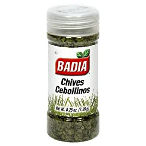 Badia Chives, 0.25-Ounce (Pack of 12)