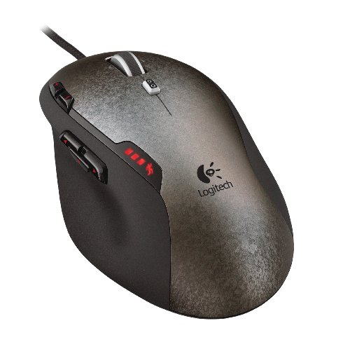 LOGITECH Gaming Mouse G500 by Logitech (Image #1)