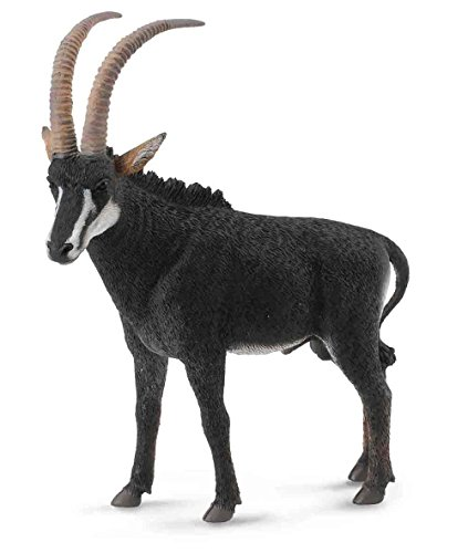 CollectA Giant Sable Antelope (Male) Figure
