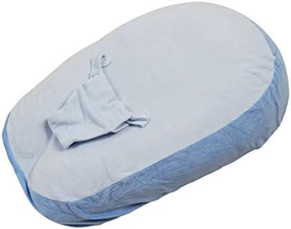 Enfermería almohada cubierta para el rey oso con arnés - Azul ...