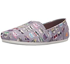 93769c3c1bfd3 BOBS from Women's Bobs Plush - Dream Doodle Ballet Flat