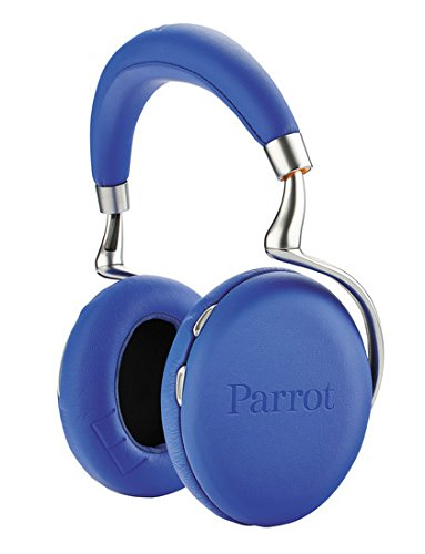 Parrot Zik 2.0 Wireless Noise Cancelling Headphones (Blue)
