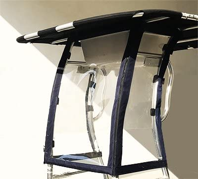 Splash Guard and Weather Enclosure for Dolphin Pro2 T-Top [Krypt Towers] Picture