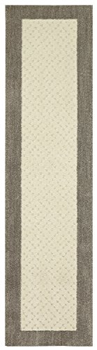 Cheap Mohawk Home Loft Christiana Cream Rug, 2′ x 8′