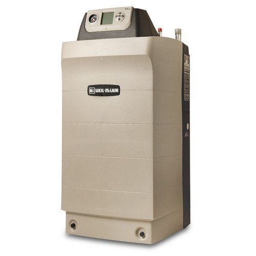 Weil-McLain 383-500-700 Ultra 80 High Efficiency Natural Gas Boiler, 95.2% AFUE (Best High Efficiency Natural Gas Boiler)