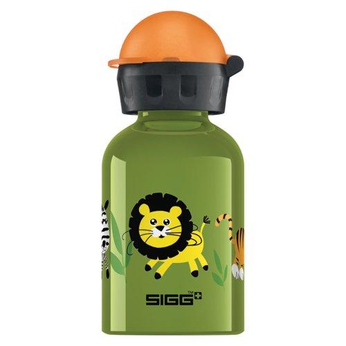 (Sigg .3 Litre Aluminum Bottle (Jungle Fun))