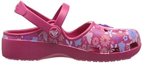 raspberry Butterfly Niñas Rosso Para Zuecos K Karin Crocs xzwP450qq