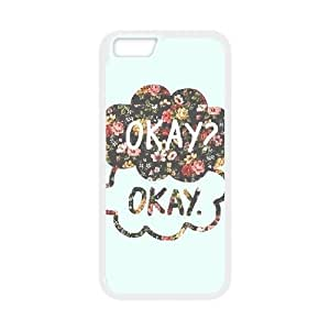 "[bestdisigncase] For Apple Iphone 6,4.7"" screen -The Fault In Our Stars - John Green PHONE CASE 6"