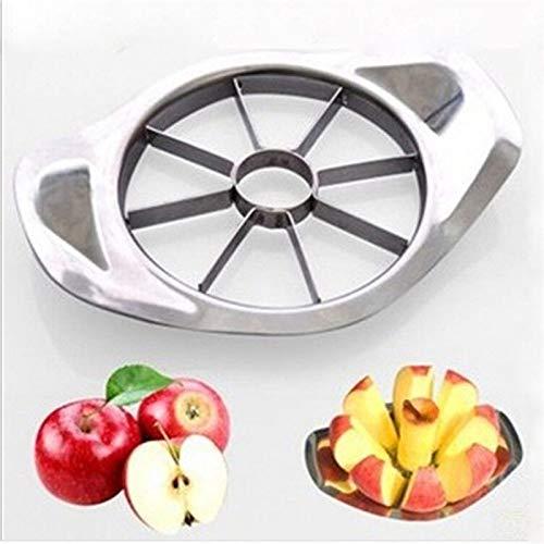STORE-HOMER - 1PCS Stainless Steel Vegetable Fruit Apple Pear Cutter Slicer Processing Kitchen Utensil Tool