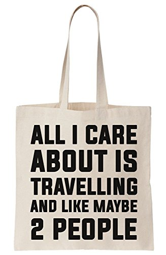 Like Canvas 2 And Care Travelling People I About Tote Is All Bag Maybe U8vY6q