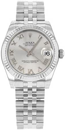 Rolex Datejust 178274 SRJ Stainless Steel & Automatic Ladies Watch