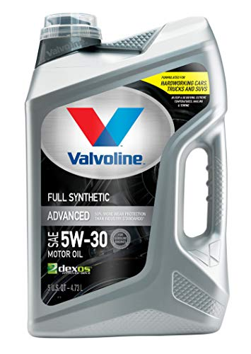 Valvoline 881164 Engine Oil, 5. quarts