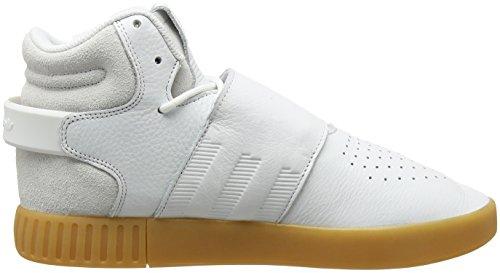 Chaussures Black Strap White Tubular Blanc Homme footwear De Fitness core gum Invader Adidas tBaA7qwwZ