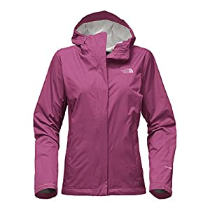 The North Face Women's Venture 2 Jacket Amaranth Purple/Burnished Lilac Large