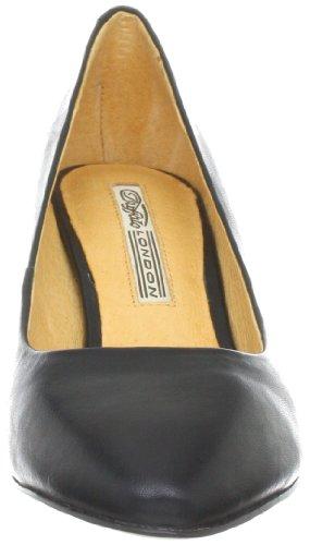 eleganti 108 8007 London donna Marrone Buffalo Cognac Scarpe IgTvqwxH