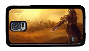 Hipster Samsung Galaxy S5 Cases shop dune sniper PC Black for Samsung S5