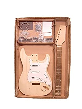 Boston Kit de bricolaje Guitarra Stratocaster completo de montar kit-st-10: Amazon.es: Instrumentos musicales