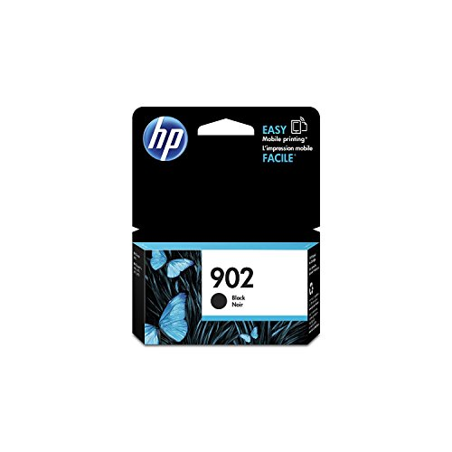 HP 902 Black Original Ink Cartridge (T6L98AN Black Inkjet Printer Toner