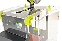 LulzBot Mini Enclosure by Printed Solid by Printed Solid