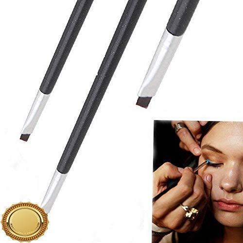 (Gatton Women Professional Ladies Makeup Beauty Brow Brush Oblique Design   Style)