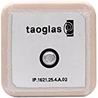 Taoglas IP.1621.25.4.A.02 Ceramic Iridium Patch antenna, pin fed