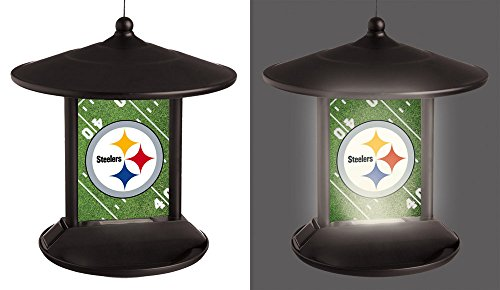 Steeler Solar Lights
