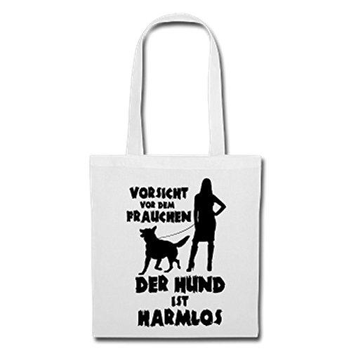 Schäferhund: Vorsicht vor dem Frauchen