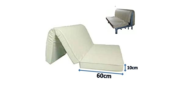 DOLCI SOGNI Colchón para sofá Cama 80 x 190 prontoletto con ...