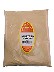 Marshalls Creek Spices Refill Mustard Ground Seasoning, 8 Ounce