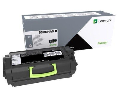 Lexmark 53B0HA0 MS817n High Yield Toner Cartridge Toner