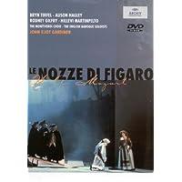 Les Noces de Figaro [Alemania] [DVD]
